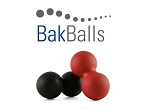 BakBalls Manual Massage And Back Pain Relief Device