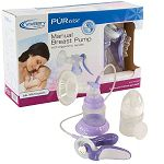 PÚR ease Manual Breast Pump