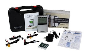 Twin Stim Plus 3rd Edition - 4 Channel Digital TENS, EMS, IF & Russian Unit
