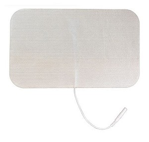 "4"" x 7"" Dispersive Electrode Pad for Conductive Garments"
