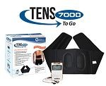 TENS 7000 To Go - Combination of TENS 7000 & Conductive Back Brace