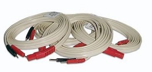 6' Quattro Lead Wires for Clinical Quattro Stim Machines