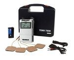 "TENS 7000 2nd Edition ""Most Powerful"" TENS Unit w/ 5 Modes and Timer"