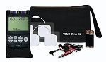 TENS Pros 5K Large LCD Screen, 5 Treatment Modes, AA Batteries