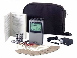 Twin Stim Plus 2nd Edition - 4 Channel Digital TENS & EMS Unit