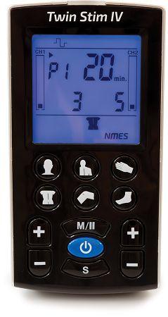 Intensity Twin Stim Iv Digital Tens Amp Ems Combo Unit