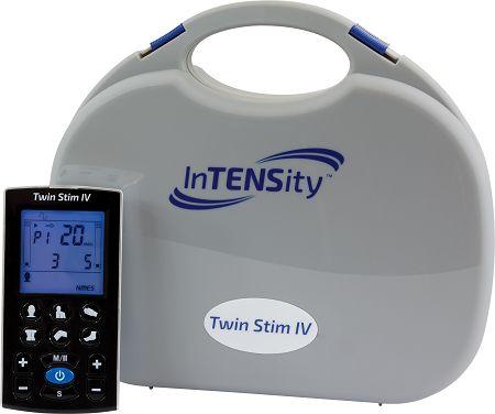 Intensity Twin Stim Iv Digital Tens Amp Ems Combo Unit Tenspros Com