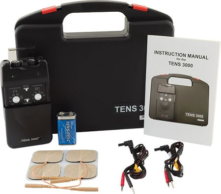 Tens 3000 Basic Tens Unit For Pain On Sale Now Tenspros
