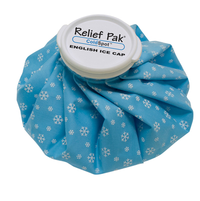 Home Hot Cold Therapy Relief Pak English Style Ice Cap Reusable Bags