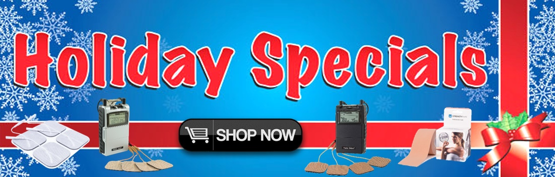 Holiday Specials 2020 | TENSPros Pain Relief & Rehab Equipment