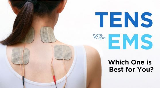 TENS vs EMS | Which Is Best For You? | TENS Pros