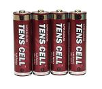 TENS Cell AAA Super Alkaline ''Long Lasting'' Batteries (4 per pack)