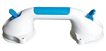 Carex Ultra Grip Suction Grab Bar - 12''
