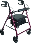 ProBasics Standard Rollator With 6-Inch Wheels
