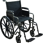Roscoe Kona Dual Axle K1/K2 Manual Wheelchair
