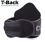 T-Back Compression LSO Back Brace (Coded L0637)