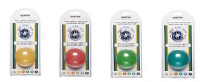 CanDo Gel Squeeze Ball - 4 Different Strengths