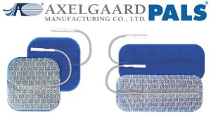 Axelgaard PALS Blue Neurostimulation Electrodes For Sensitive Skin
