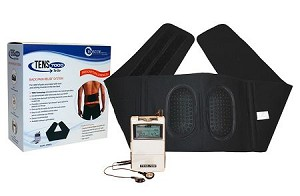 TENS 7000 To Go Back Pain Relief System (All-in-1)