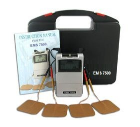 EMS 7500 2nd Edition Electrical Muscle Stimulator Unit