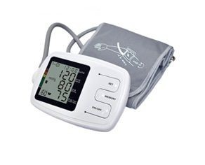 [FT-C12B-V] Deluxe 6 Auto-Arm Blood Pressure Monitor (2-Person)