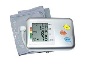 [FT-C21Y-V] Auto-Arm Blood Pressure Monitor With Voice