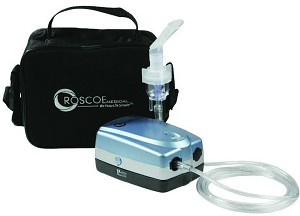Roscoe Portable Travel Nebulizer for Aerosol Therapy