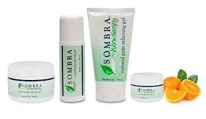 Sombra Warm Therapy Gel: Formulated with Aloe Vera, Capsaicin, Grapefruit Seed, Green Tea and Orange Peel Extract