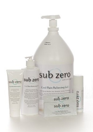 Sub Zero Cool Pain Relief Gel