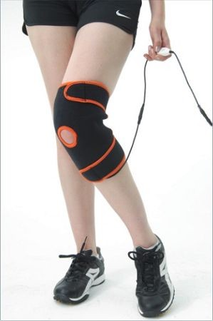 TherMedic 3-in-1 Pro-Wrap Knee Brace - Hot and Cold Infrared Therapy + Compression