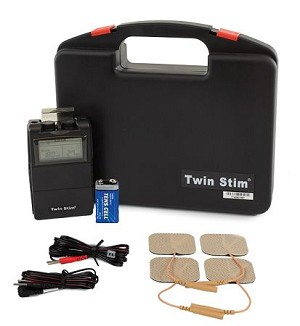 Twin Stim 2nd Edition - TENS & EMS Combo